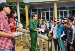 PV Drilling thăm, trao quà cho người dân tại Quảng Trị và Thừa Thiên Huế