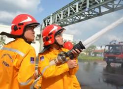 PV GAS tăng cường phòng chống thiên tai và tìm kiếm cứu nạn