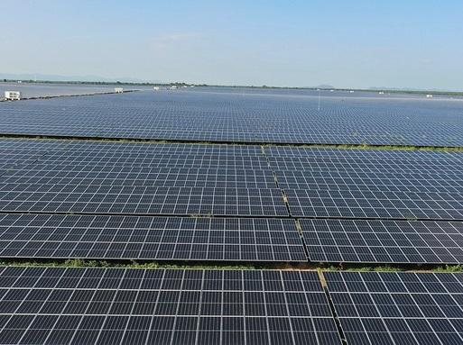 Powering Xuan Thien - Ea Sup solar power plant (phase 1)