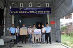 'Mái ấm Công đoàn': Thắp lửa hạnh phúc cho người lao động