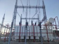 Đóng điện Trạm biến áp 220 kV Vân Phong