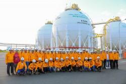 PVGAS LPG tổ chức cho khách hàng thăm Nhà máy xử lý Khí Cà Mau