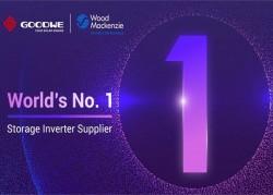 GoodWe là 'nhà cung cấp biến tần hybrid số 1 toàn cầu'