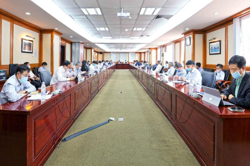 Hội đồng Vietsovpetro - Kỳ họp lần thứ 53 bắt đầu làm việc
