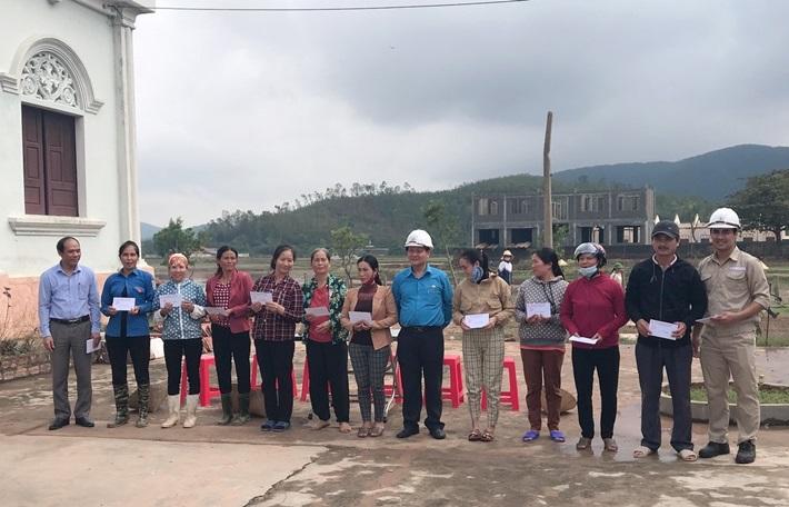 Nhiệt điện Quảng Ninh cùng hành trình 'chia sẻ yêu thương'
