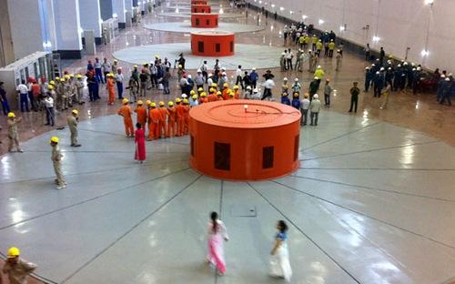Thủy điện Sơn La hoàn tất hòa lưới điện quốc gia