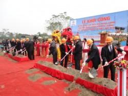 Khởi công dự án nâng cao hiệu quả lưới điện nông thôn tỉnh Bắc Giang