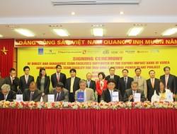 Ký hợp đồng tín dụng xuất khẩu và vay thương mại nhiệt điện Thái Bình 2