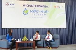 'Ước mơ Việt Nam' sẽ tiếp tục đến với các học sinh nghèo hiếu học