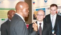 Rosatom mong muốn trở thành đối tác hàng đầu của Nam Phi
