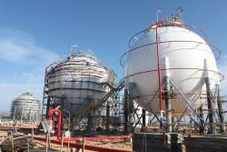 Năm 2013, PVC hoàn thành thi công nhiều dự án lớn