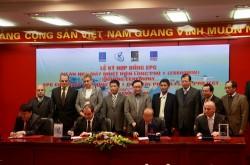 Ký hợp đồng EPC dự án Nhà máy nhiệt điện Long Phú 1