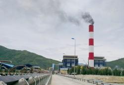 Chuẩn bị nghiệm thu dự án Nhà máy Nhiệt điện Vũng Áng 1