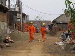 200 tỷ đồng cho lưới điện trung hạ áp nông thôn tại Bắc Ninh