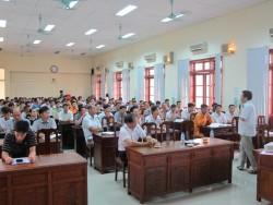 PC Bắc Ninh: Tập huấn công tác an toàn vệ sinh lao động