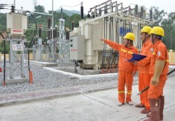 PC Sơn La với công tác an toàn vệ sinh lao động