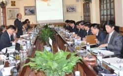 Chủ tịch TKV làm việc với Than Khe Chàm và Mông Dương