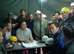 PTT Hoàng Trung Hải: Mở thêm đường hầm cứu nạn