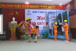 PC Nghệ An tổ chức thi thợ giỏi năm 2014