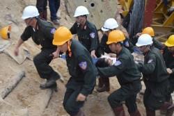 Thủ tướng khen ngợi công tác cứu hộ sập hầm thủy điện