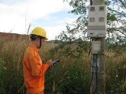 PC Hà Nam ứng dụng công nghệ đo xa trong đo điện năng