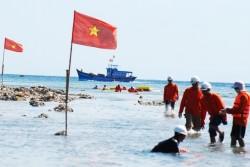 Tuyến cáp cấp điện cho đảo Lý Sơn vẫn an toàn