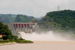 Điều tiết hồ thủy điện phục vụ sản xuất lúa Đông Xuân