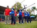 Third Training Camp for Vietnamese National Archery Team