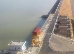 Tích nước hồ chứa công trình thủy điện Huội Quảng