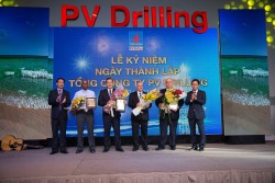 PV Drilling: 14 năm thành lập và phát triển