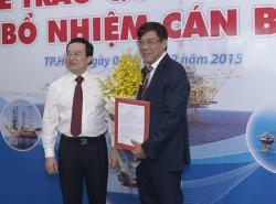 Bổ nhiệm Chủ tịch Hội đồng Quản trị PV Drilling