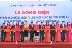 100 số xã ở Nghệ An đã có lưới điện Quốc gia