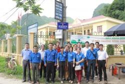 Thanh niên PC Lạng Sơn chung tay xây dựng nông thôn mới