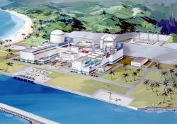 Dự án Nhà máy điện hạt nhân Ninh Thuận 1 sẽ khởi công vào năm 2020