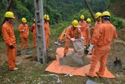 Thái Nguyên: Người dân tộc Dao sắp có điện lưới Quốc gia