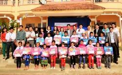 Thủy điện Sơn La: Nhiều hoạt động hướng tới người nghèo