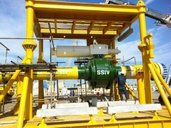 Hoàn thành giai đoạn 1 DA đường ống dẫn khí Nam Côn Sơn 2