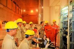 Tổ máy 1 thủy điện Lai Châu hòa lưới điện quốc gia