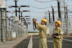 Thêm công trình đảm bảo điện cho Thủ đô Hà Nội