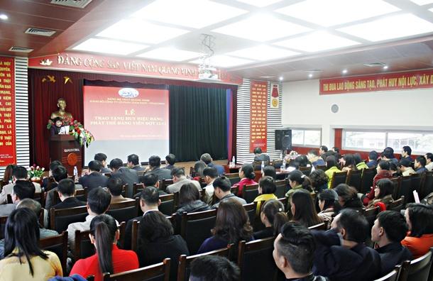 Đảng ủy Quacontrol: 4 giải pháp hoàn thành kế hoạch 2016 1