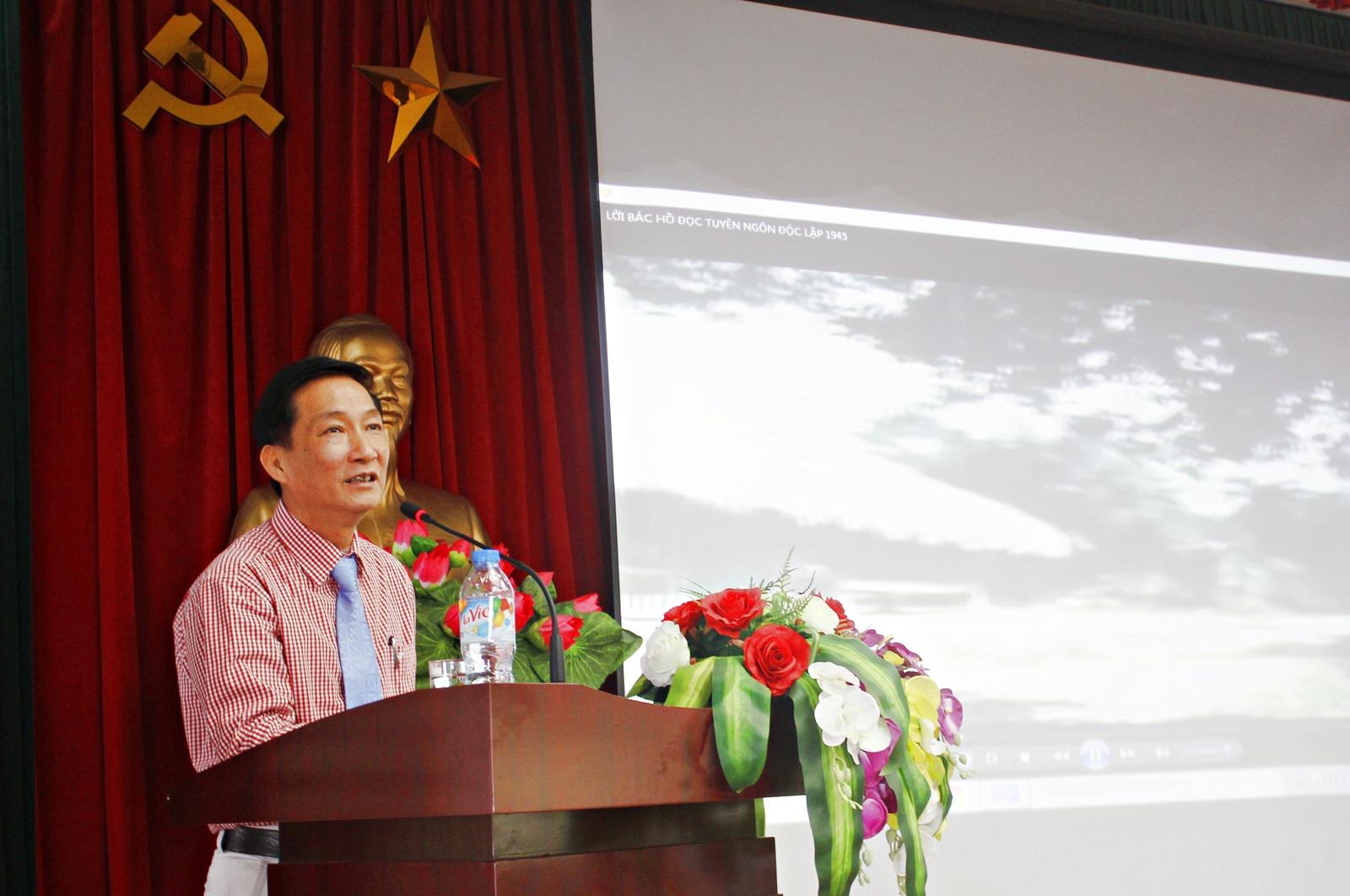 Đảng ủy Quacontrol: 4 giải pháp hoàn thành kế hoạch 2016 5