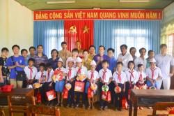 PV Drilling mang trung thu đến với trẻ em đảo Lý Sơn