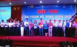 PV Drilling tổ chức Hội thi An toàn vệ sinh viên giỏi