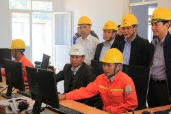 Đóng điện Trạm biến áp 110kV Đồng Đăng - Lạng Sơn