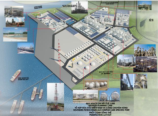 Công ty TNHH Hóa dầu Long Sơn thông báo tuyển dụng Nhân sự