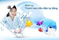 Dịch vụ mới trong thanh toán tiền điện của EVN HANOI