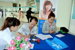 PC Lâm Đồng đa dạng hình thức thu tiền điện
