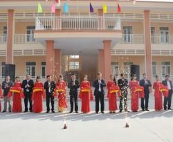 Khánh thành trường tiểu học tại Bắc Ninh do PVFCCo tài trợ