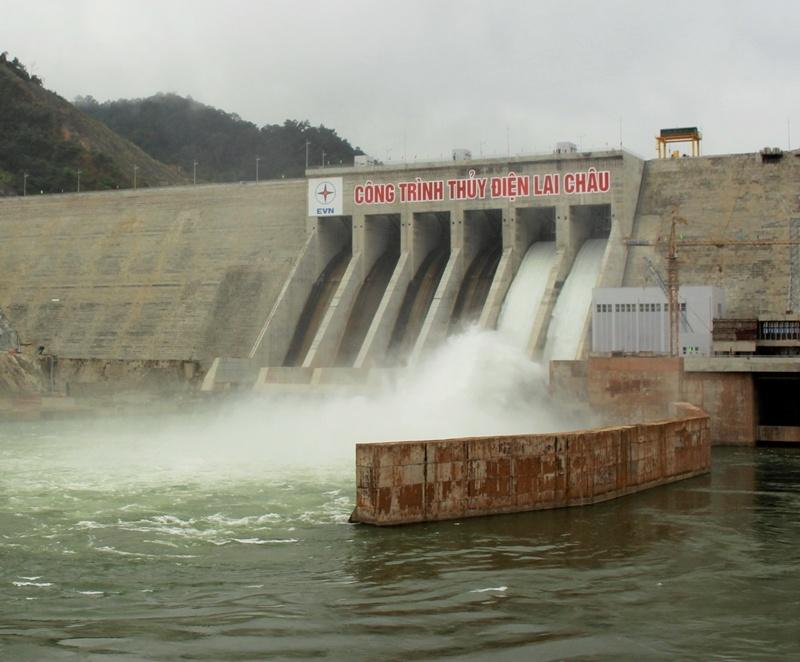 Nghiệm thu công trình Thủy điện Lai Châu 1