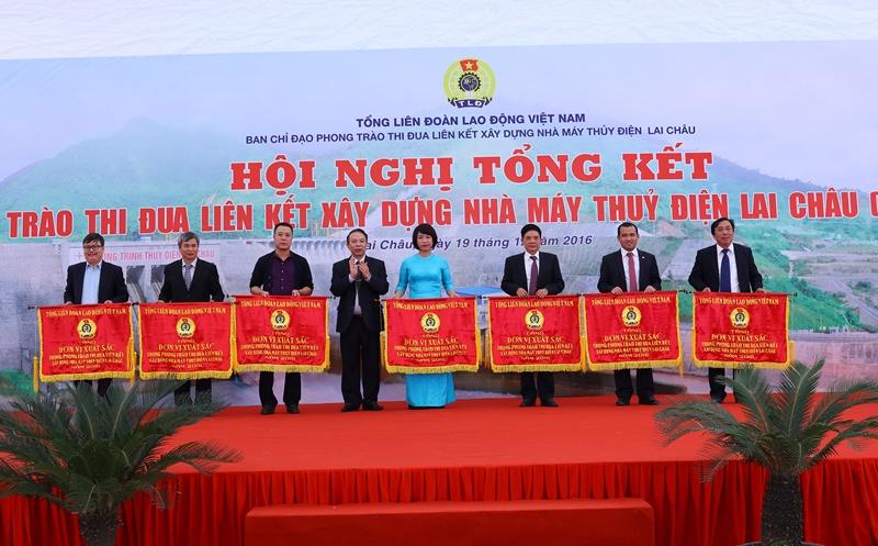 Thi đua liên kết góp phần để Thủy điện Lai Châu về đích sớm 2